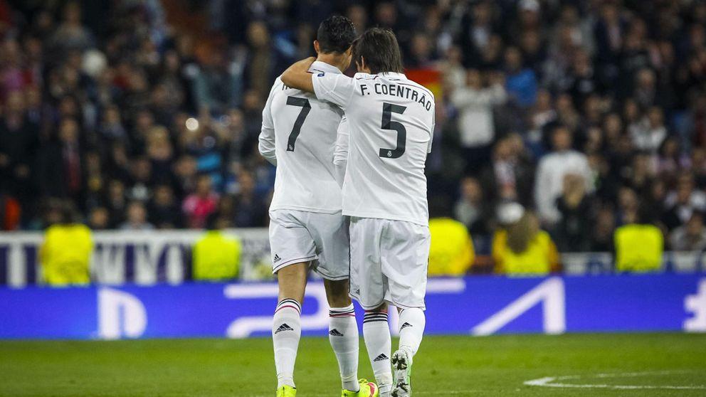 ¡Y Coentrao!, la anécdota de Florentino coge peso en el Madrid