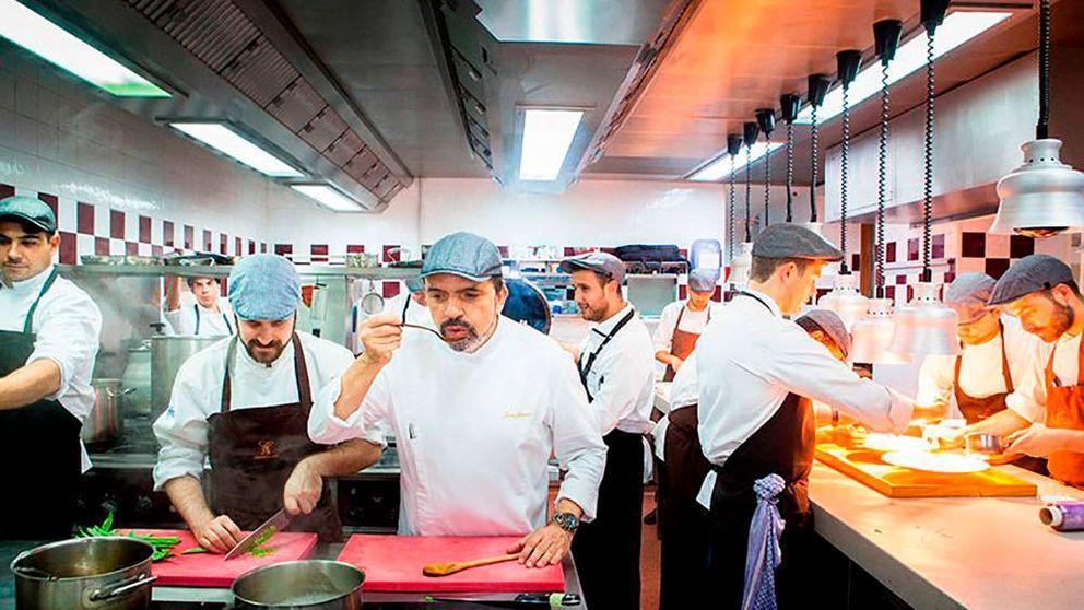 El restaurante Cenador de Amós, nuevo tres estrellas Michelin