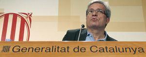 Saura, presidente en funciones de la Generalitat, acusa a Magdalena Álvarez de 'no dar la cara'