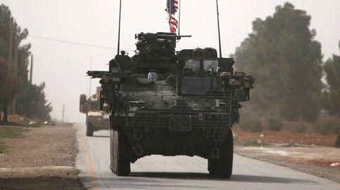EEUU aumenta su despliegue en Siria con más tropas y artillería pesada