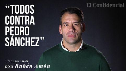 Todos contra Pedro Sánchez y Pedro Sánchez contra todos