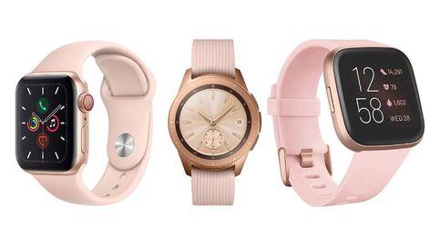 Los mejores smartwatches para mujeres deportistas y modernas
