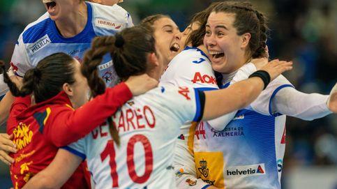 El bocado a la historia del balonmano femenino español: a la final del Mundial