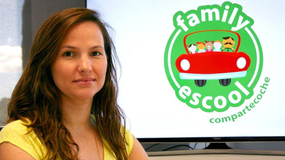 Foto:   Belén Jurado Montes-Jovellar, una de las creadoras de Familyescool (Foto: Familyescool)