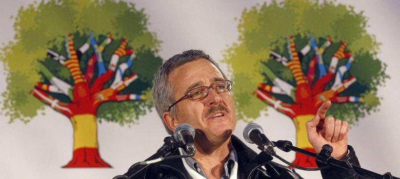 Foto: El funcionario de prisiones que fue secuestrado por ETA, José Antonio Ortega Lara (Efe)