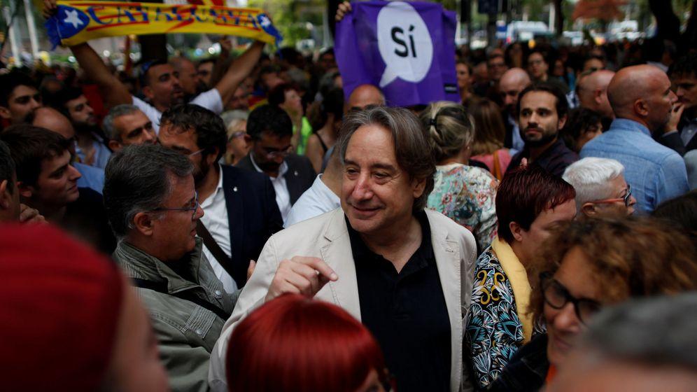 Foto: El actor y concejal de ERC en el Ayuntamiento de Barcelona, Juajo Puigcorbé. (Reuters)
