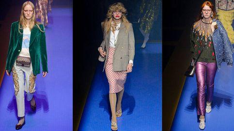 Tres looks inspirados en Gucci que vas a querer llevar a diario