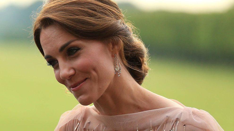 Kate Middleton, una duquesa con vestido de princesa y joyas de reina