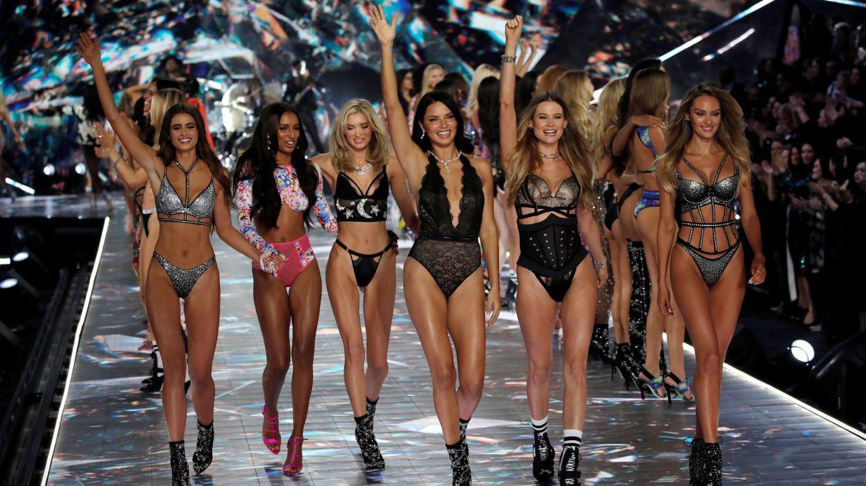Foto: La última edición del Victoria's Secret Fashion Show, en Nueva York. (Reuters)