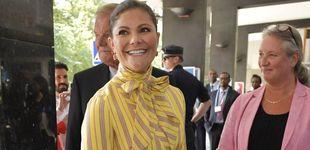Post de El homenaje de Victoria de Suecia a su madre
