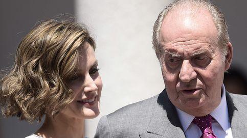 Don Juan Carlos, en su entrevista para France 3: Letizia es muy buena madre