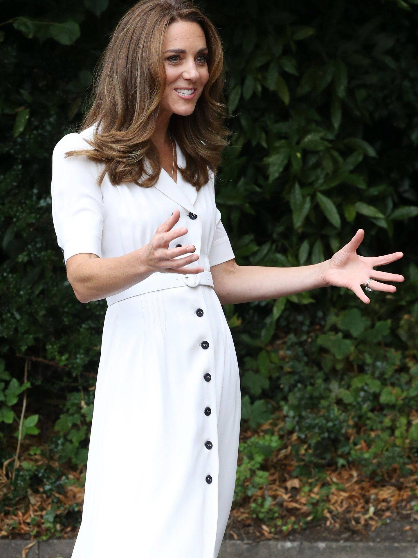 La duquesa de Cambridge. (Cordon Press)
