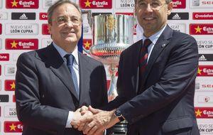 Real Madrid y Barcelona reúnen a la política y el fútbol español