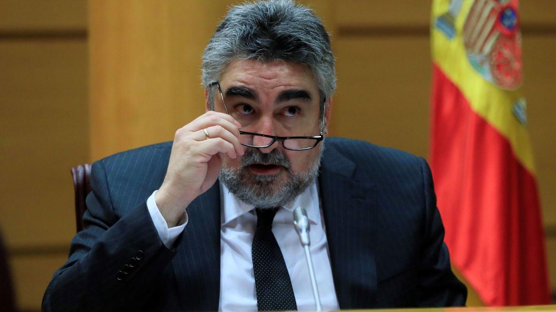 El ministro de Cultura y Deporte, José Manuel Rodríguez Uribes. (EFE)