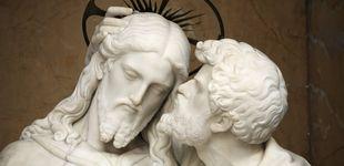 Post de La verdadera historia del beso de  Judas Iscariote
