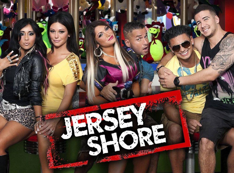 Foto: Participantes 'Jersey Shore'