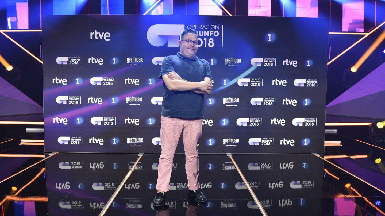 Miqui Puig. (RTVE)