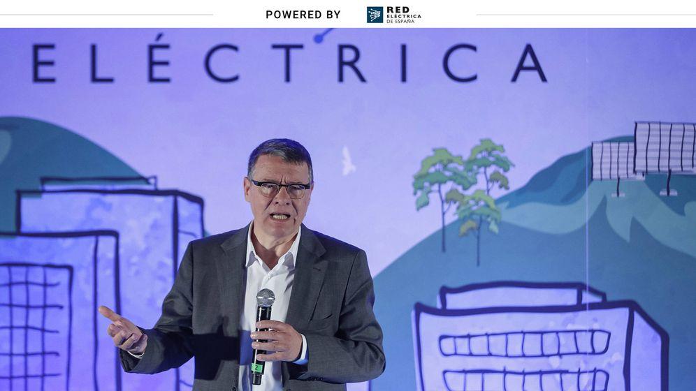 Foto: Jordi Sevilla, presidente de Red Eléctrica.