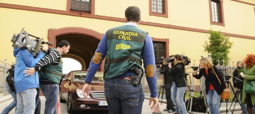 La Guardia Civil deja en libertad a 22 de los 32 detenidos en 'Enredadera'