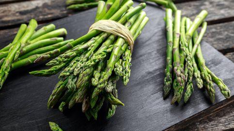 Espárragos verdes: una joya nutricional repleta de beneficios