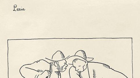 Castelao, el compromiso político dibujo a dibujo