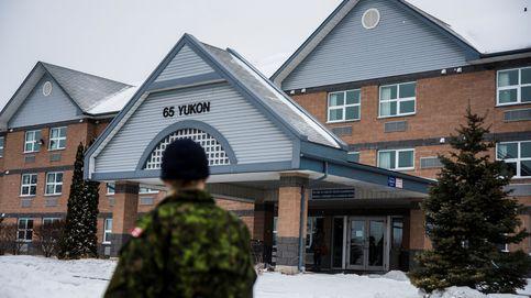 Un millonario canadiense se hace pasar por un empleado para ser vacunado