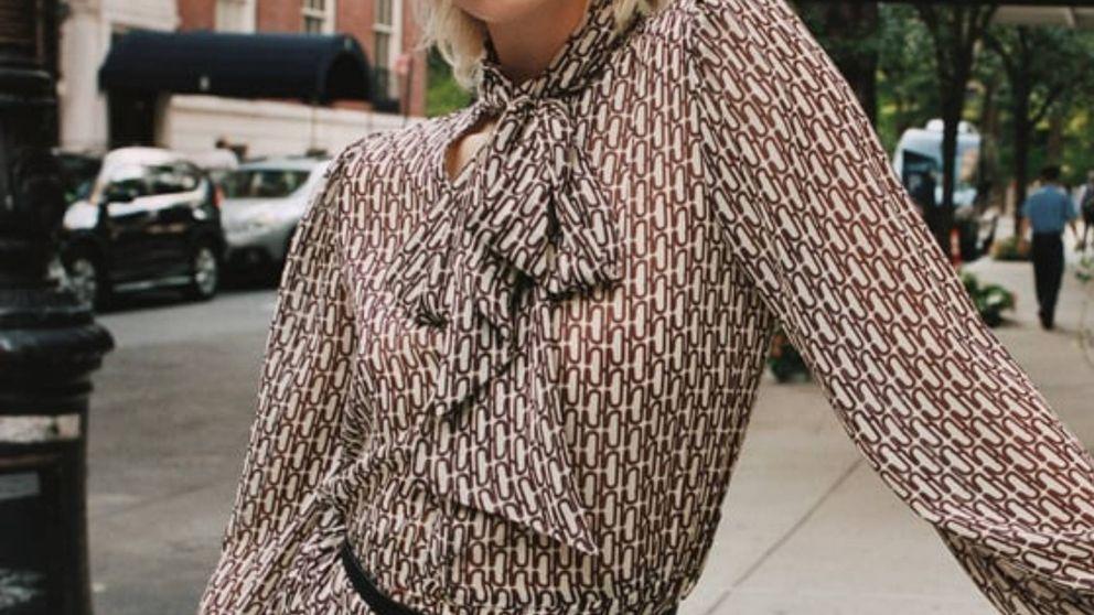 El vestido de invitada de boda ideal para otoño está en Zara y te lo pondrás muchas veces