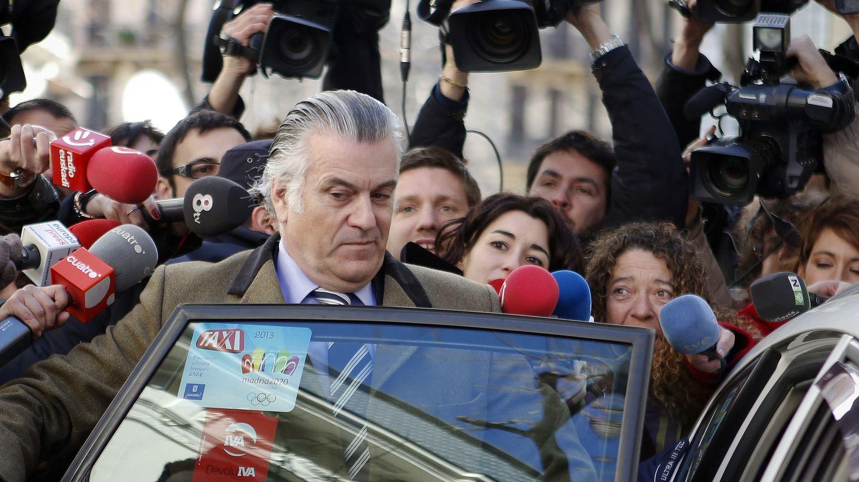 El extesorero del PP, Luis Bárcenas. (EFE)