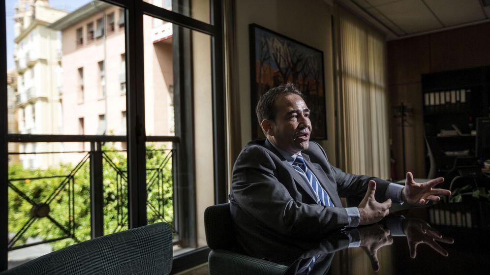 Foto: Manuel Illueca, director del Instituto Valenciano de Finanzas. (EFE)