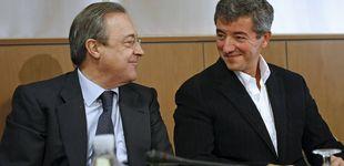 Post de El derbi de Florentino y Gil: la pantomima del pacto de no agresión