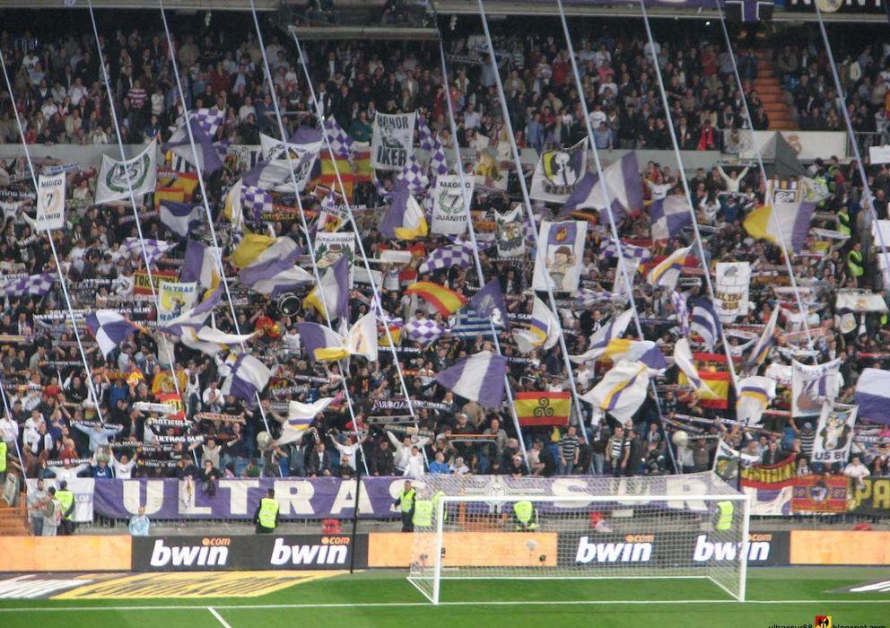 Foto: El Santiago Bernabéu abre la posibilidad de que el socio ocupe la Grada de Animación del fondo sur.