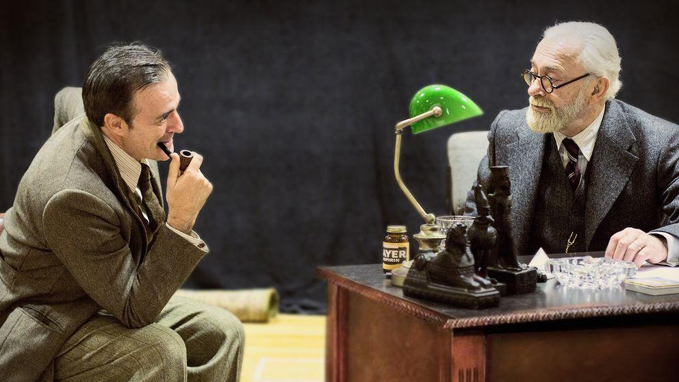 Freud y C.S. Lewis suben a Hitler, Dios, la guerra y la muerte al ring