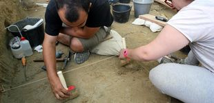 Post de Hallan en Tarragona dientes de jaguares y restos de hienas de hace un millón de años