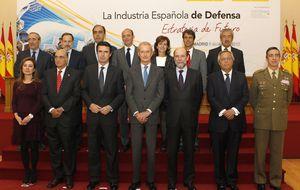 El Gobierno presiona a Gas Natural y a Pemex para salvar Navantia