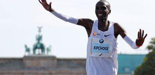 Post de Nuevo récord del mundo de maratón: Kipchoge rebaja a 2h.01:39 en Berlín