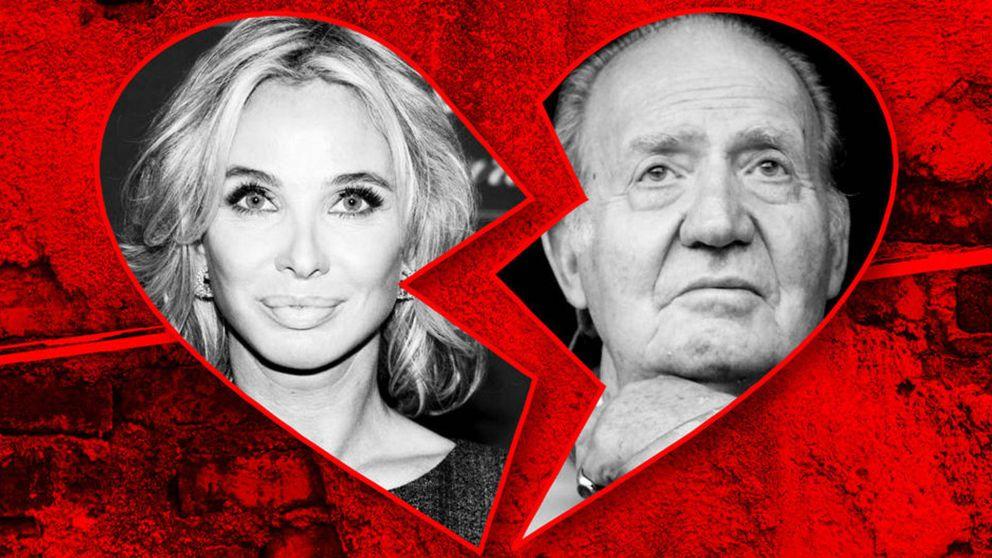 Corinna reabre la polémica y habla del rey don Juan Carlos en una revista francesa
