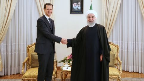Viaje sorpresa de Al Asad: visita en Teherán a su principal aliado regional