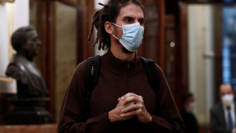 Alberto Rodríguez (Podemos) niega al juez haber golpeado a un policía en una protesta