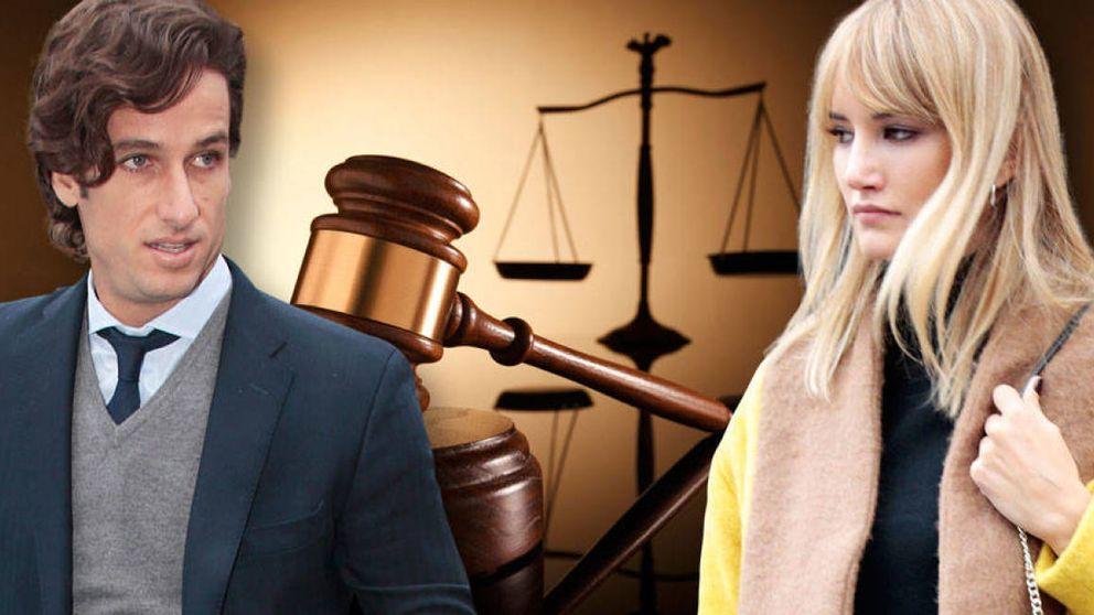 Se retrasan la liquidación de gananciales y el careo judicial entre Alba y Feliciano