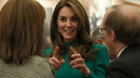Así respondía Kate Middleton a quienes la llamaban afortunada por tener a Guillermo