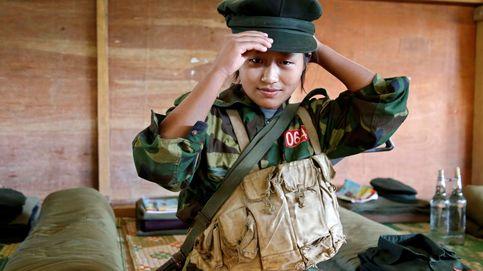 Reclutamiento de mujeres para la Independencia KIA