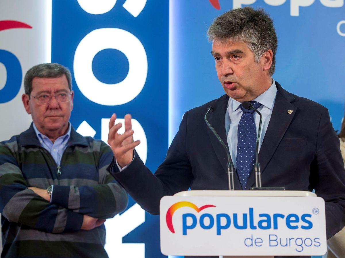 Foto: El exportavoz del Partido Popular en el Senado, Ignacio Cosidó. (EFE)