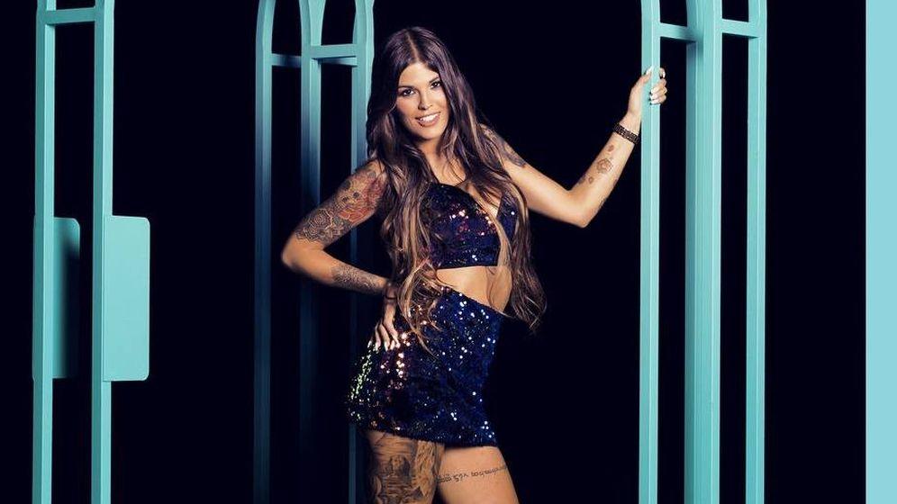 Foto: Nuria Martínez, concursante de 'GH VIP 7'. (Telecinco)