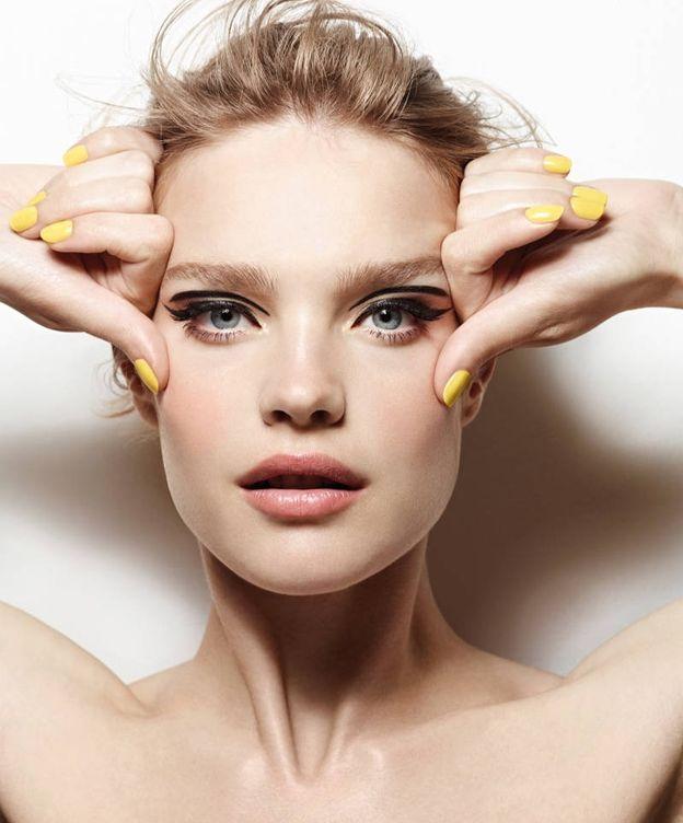 Foto: Uñas amarillas y no precisamente por el esmalte (Foto: Etam)