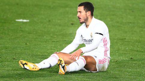 Hazard, una mala gestión que pone en aprietos la planificación de Florentino