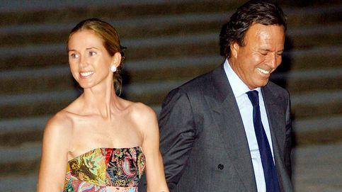 Julio Iglesias y Miranda, verano por separado: tú a España, yo a Dominicana