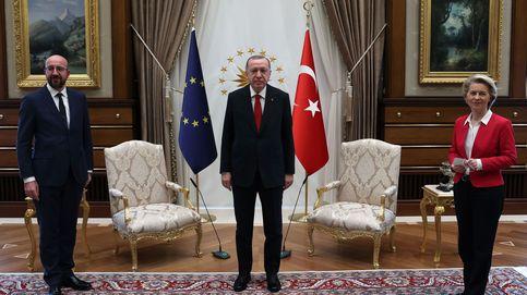 El 'Sofagate': lo que dice de la UE el plantón a Von der Leyen en Turquía