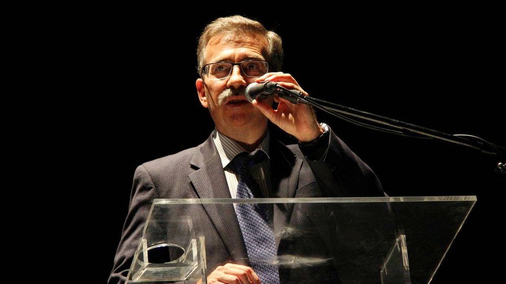 Foto: Carlos López Jimeno, exdirector general de Industria de Cifuentes.