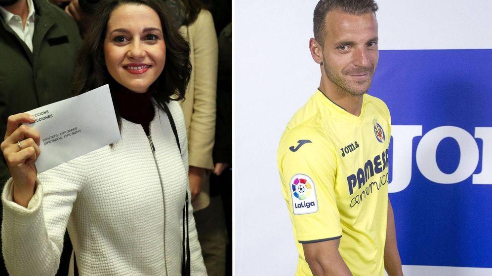 Foto: Soldado ha publicado un mensaje de apoyo a Inés Arrimadas.
