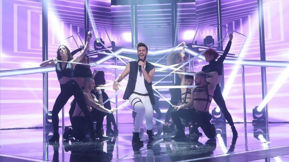 'OT 2017': Mónica Naranjo clama Agoney a Eurovisión y las redes responden